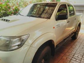 Toyota Hilux 3.0 Std Cab. Dupla 4x4 4p 2013