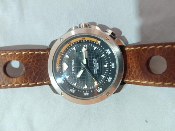Relógio Automático Seiko - J. Springs