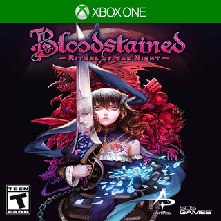Oni Games - (sin Stock) Bloodstained Rotn X-box One
