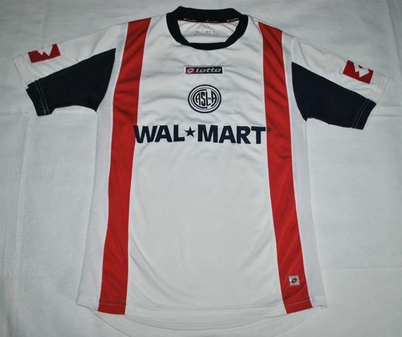 Camiseta De San Lorenzo Lotto Blanca Walmart. Niño O Dama