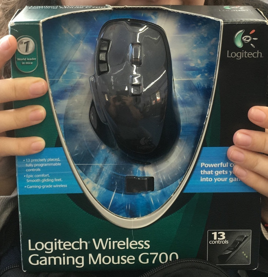Logitech G700 Wireless Gamer Mouse