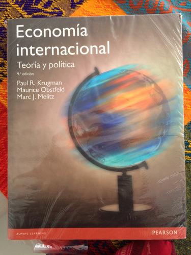 Economía Internacional Teoría Y Politica
