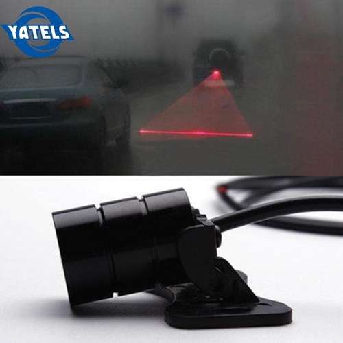 Luz Laser Stop Tracero Moto O Carro