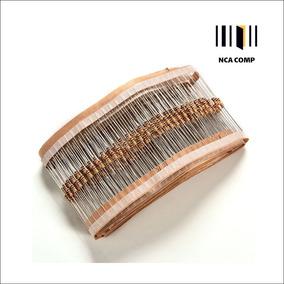 Resistor 10k 1/4w 5% Cr25 X (100 Unidades) Carta Registrada