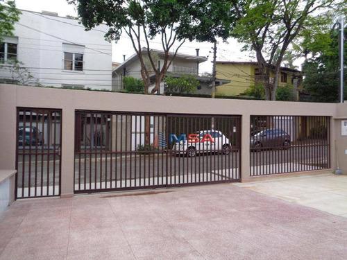 Imagem 1 de 25 de Casa Residencial À Venda, Pacaembu, São Paulo - Ca0589. - Ca0589