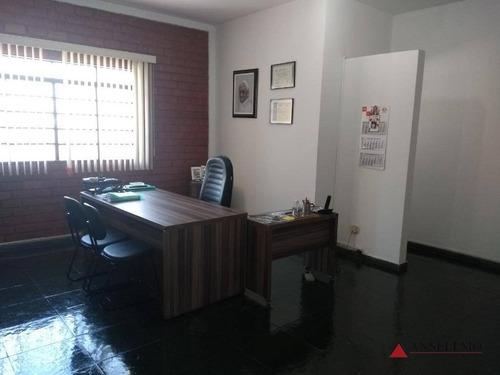 Imagem 1 de 5 de Sala Para Alugar, 29 M² Por R$ 750,00/mês - Jardim Palermo - São Bernardo Do Campo/sp - Sa0432