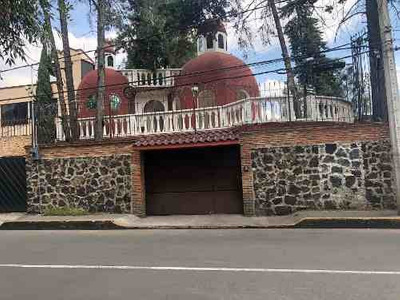 Renta De Casa En Tepepan Xochimilco, Ciudad De México