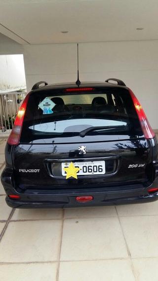 Peugeot 206 Sw 1.6 16v Feline Flex 5p 2006
