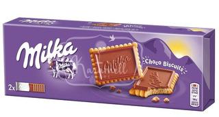 Milka Choco Biscuit Com Chocolate Ao Leite 150g