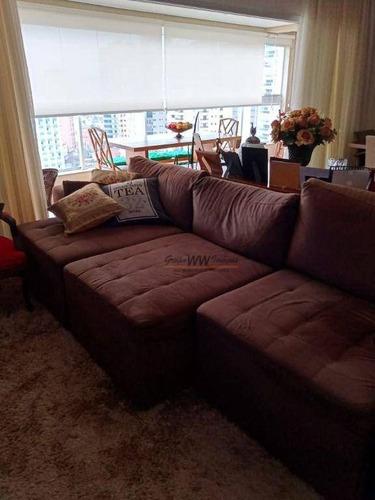 Imagem 1 de 18 de Apartamento À Venda, 158 M² Por R$ 1.600.000,00 - Água Fria - São Paulo/sp - Ap3241