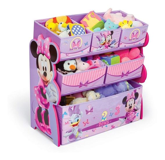 Juguetero Disney Minnie Mouse