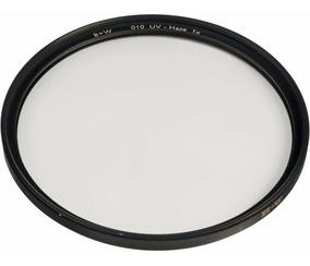 Filtro Uv 72mm B+w - O Melhor Filtro Uv Do Mercado