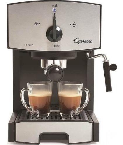 Máquina De Café Espresso Capresso - Ec50 - Acero