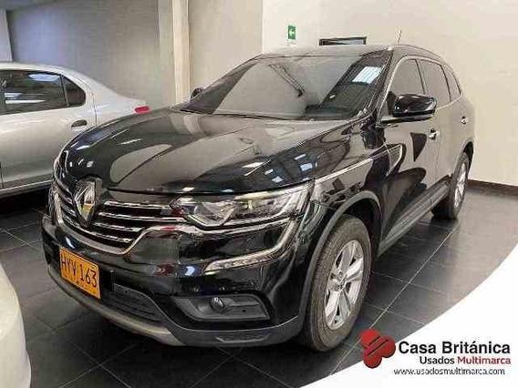 Renault New Koleos Zen Automatico 4x2 Gasolina