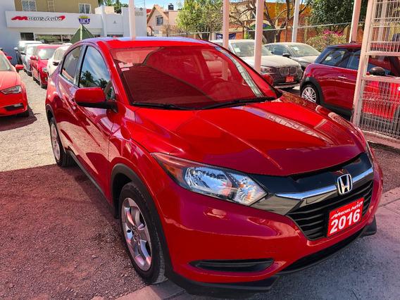 Honda Hr-v Uniq Tm6 Credito Recibo Auto Financiamiento Hrv