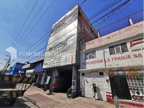 Renta Edificio Completo En Nezahualcoyotl, Estado De México.