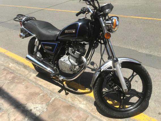 Gn125h Suzuki