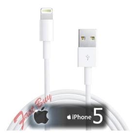 Cabo Carregador Dados Usb iPhone 5 5s iPad iPod Itunes Apple