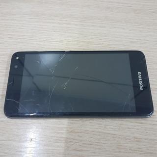 Smartphone Positivo Twist, Cinza, S511, Tela De 5 , 16gb, 8m