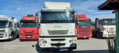 Iveco Stralis 380hd Toco