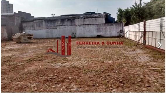Terreno No Bairro Parque Novo Mundo. - Fc214