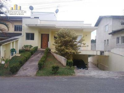 Sobrado Residencial À Venda, Parque Residencial Itapeti, Mogi Das Cruzes - . - So0021
