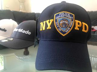 Gorra Nypd O Policia De New York