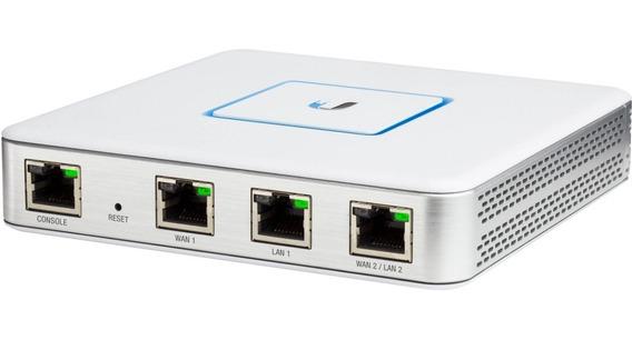 Router Ubiquiti Usg Unifi Security Gateway 3 Puertos Gigabit