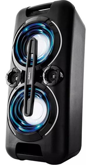Caixa Som Philco Bateria Usb Bluetooth Ht5000 Frete Gratis