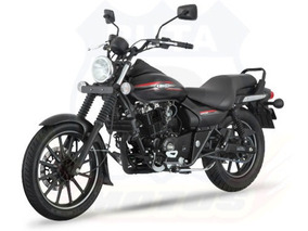 Moto Bajaj Avenger 220 Street - Black Friday -