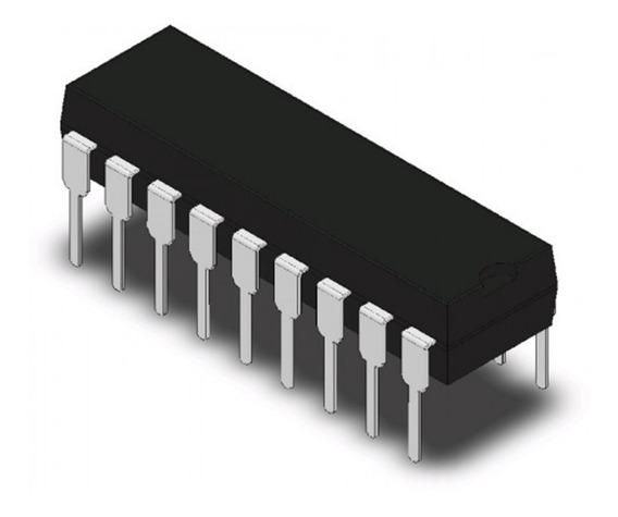 Ci Componente Eletrônico Mb8719 Dip-18