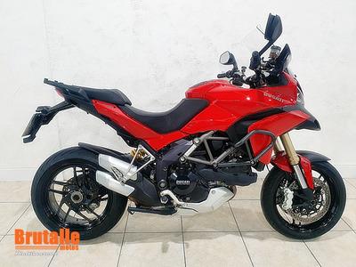 Ducati Multistrada 1200 Abs Vermelha