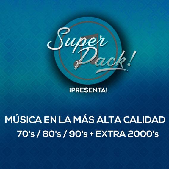 Superpack Colección Música 70
