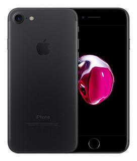 iPhone 7apple 32gb Preto Marte,um Ano De Garantia