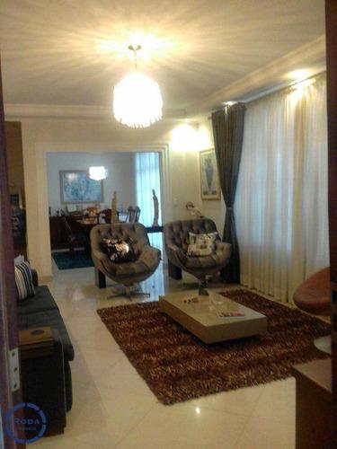 Casa Com 4 Dorms, Embaré, Santos - R$ 1.600.000,00, 198m² - Codigo: 9987 - V9987