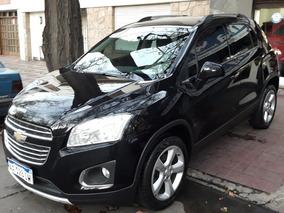 Chevrolet Tracker Ltz Plus Automatica 2016 Nueva 4x4 Permuto