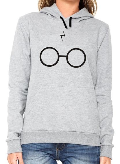 Blusa De Frio Agasalho Casaco Moletom Canguru Harry Potter.