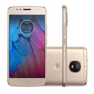 Motorola M.oto G5 Xt.1671 32gb Original Dourado + Nf