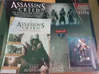 Assassins Creed Salvat Fascículo 2 Nuevo Y Sellado