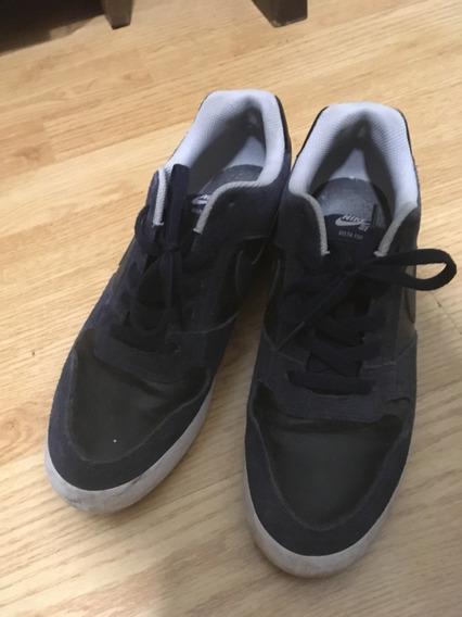 Nike Sb Delta Force (azules Y Negras) 41.5 (perfecto Estado)