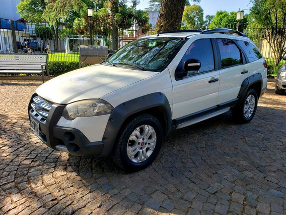 Fiat Palio Weekend Adventure 1.6 2012 Impecable T/usado Fcio