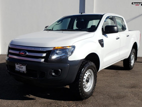 Ford Ranger Xl Doble Cabina Blanco 2016