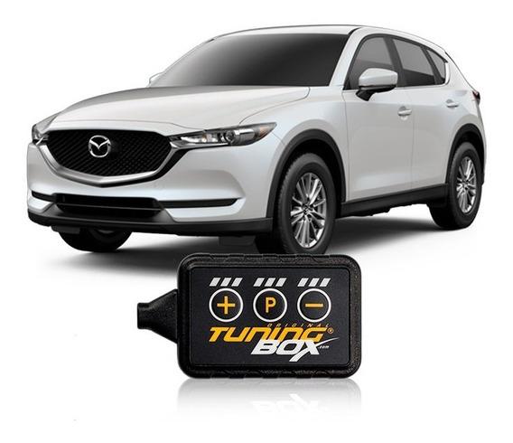 Tune Pedal Chip De Aceleración Mazda Cx 5