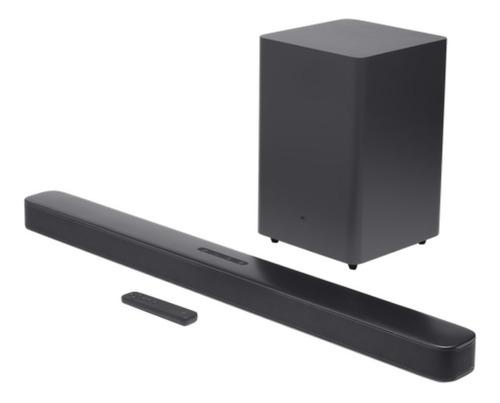 Imagen 1 de 6 de Barra De Sonido Bluetooth | Jbl Bar 2.1 Deep Bass