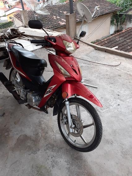 Wuyang Moto 50 Cilindradas