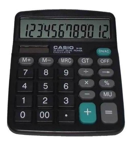 Calculadora Casio 12 Digitos Solar