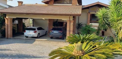 Casa Com 4 Dormitórios À Venda, 650 M² Por R$ 3.000.000,00 - Residencial Vila Verde - Campinas/sp - Ca2432