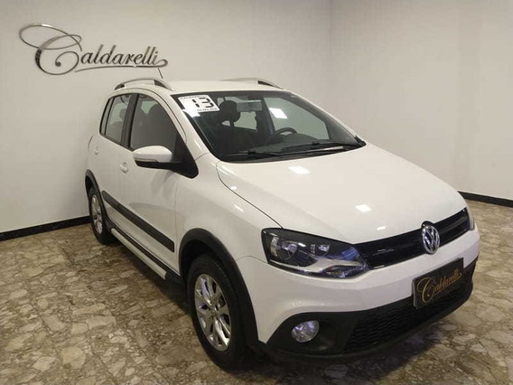 Volkswagen Crossfox 1.6 Mi Flex 8v 4p Manual 2013