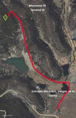 Terreno En Venta En Vergel De La Sierra /san Felipe Gto, Oportunidad