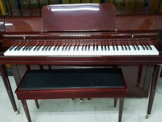 Piano Vertical Yamaha Con Banca